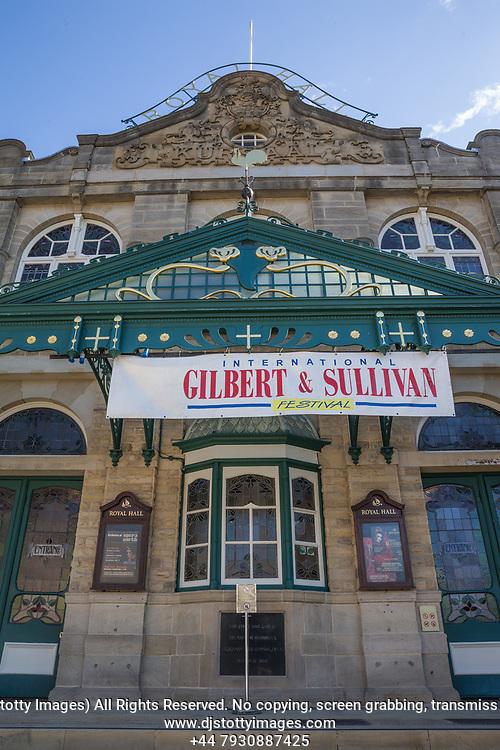 24th International Gilbert & Sullivan Festival, Harrogate, North Yorkshire 04-20 August 2017 Photo by Jane Stokes