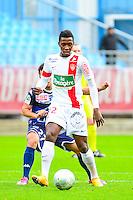 Birama TOURE - 10.01.2014 - Troyes / Brest - 19e journee Ligue 2<br /> Photo : Dave Winter / Icon Sport