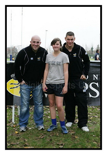 London Wasps Coachclass at Worthing RFC 30-10-09.