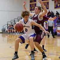 01-09-17 Berryville Jr. High Boys vs Gentry