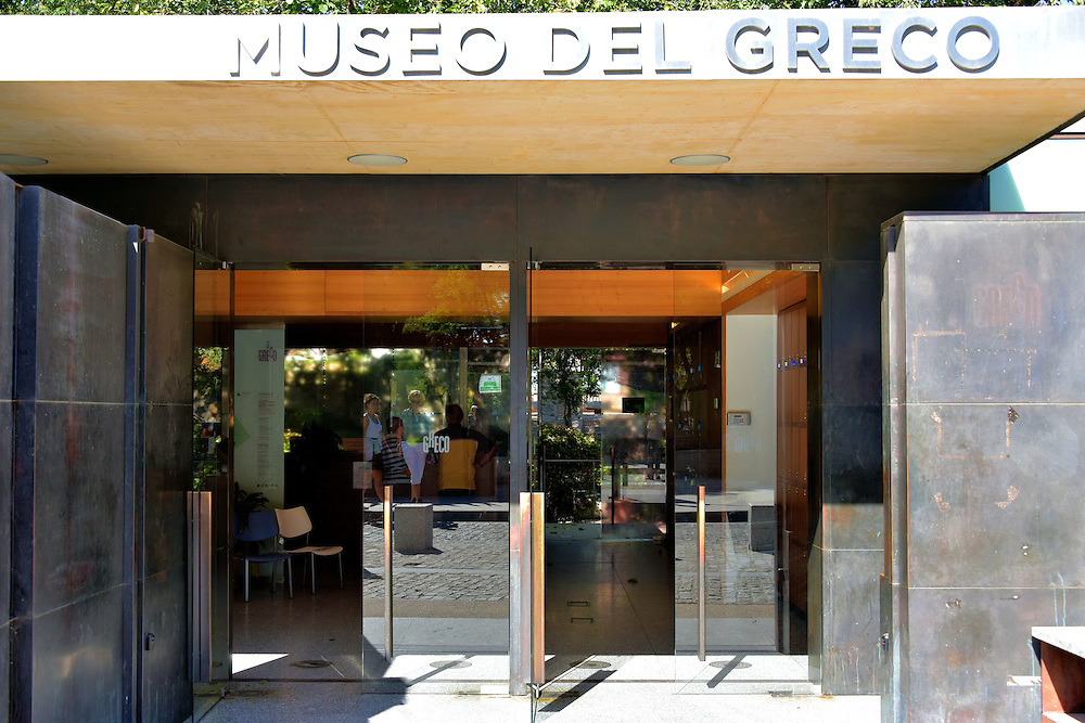El Greco Museum in Toledo, Spain<br />