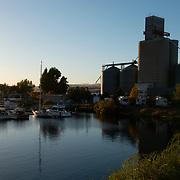 Old Pacific Grain. Arlington, Oregon