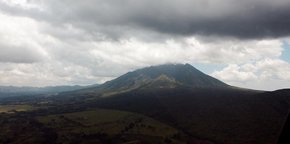 Parc National des Volcans, Ruhengeri, Rwanda