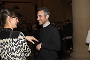 CATHERINE WOOD; PABLO BRONSTEIN, Historical Dances in an  antique setting., Pable Bronstein. Annual Tate Britain Duveens commission.  London. 25 April 2016