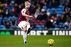 Ben Mee of Burnley - Mandatory by-line: Robbie Stephenson/JMP - 19/01/2020 - FOOTBALL - Turf Moor - Burnley, England - Burnley v Leicester City - Premier League