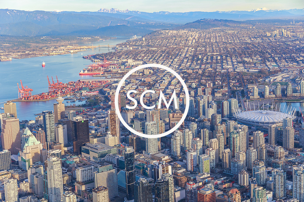 East Vancouver Aerial Photography