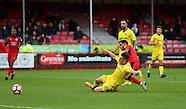 Crawley Town v Bristol Rovers 05/11/2016