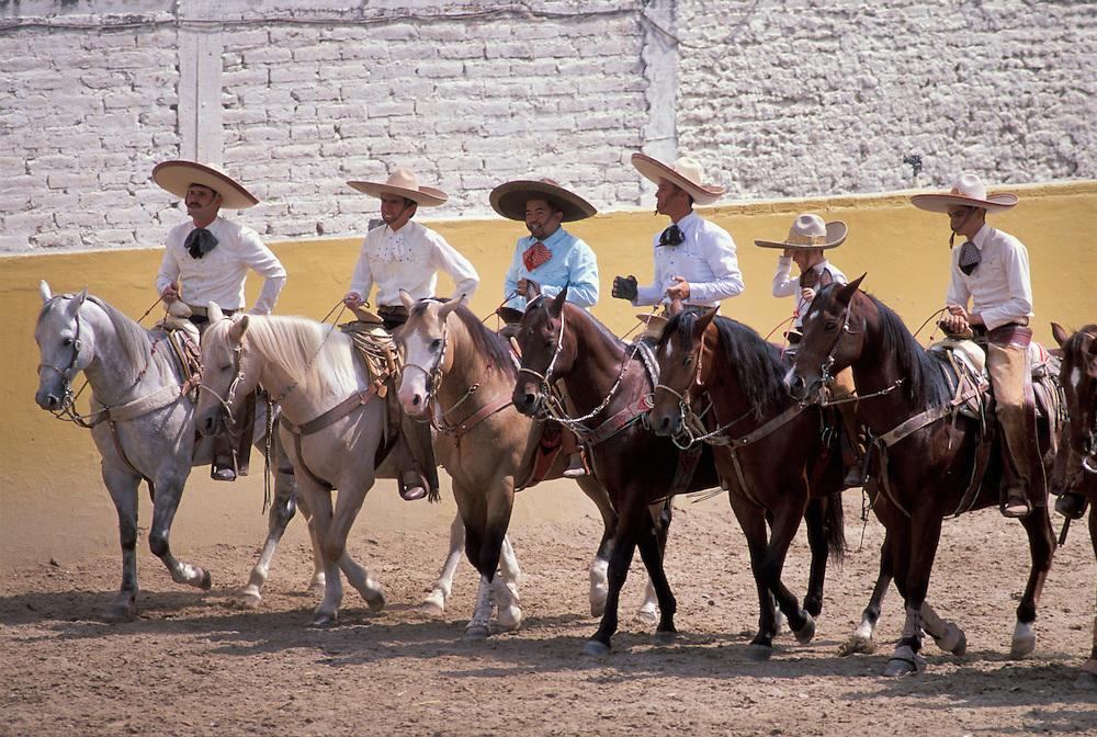 Charreada, Guadalajara, Jalisco, Mexico