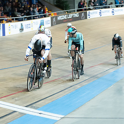 28-12-2019: Wielrennen: NK Baan: Alkmaar
