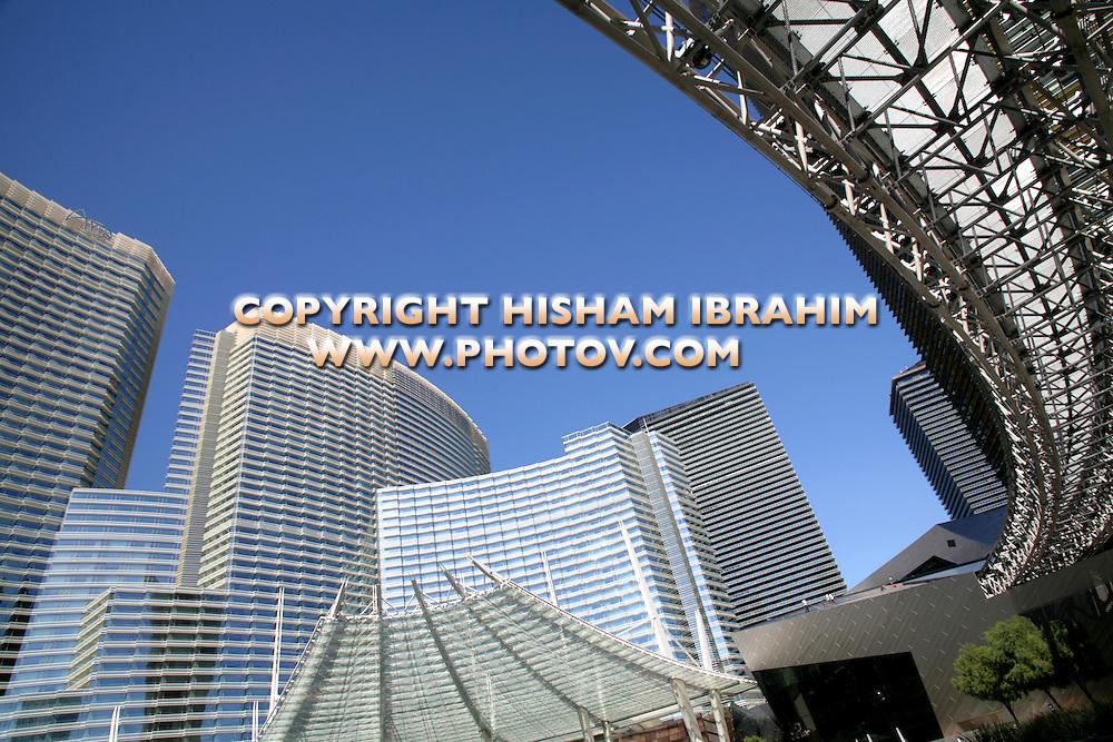 City Center, Las Vegas, Nevada, USA