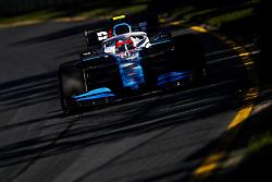 March 15, 2019 - Melbourne, Australia - Motorsports: FIA Formula One World Championship 2019, Grand Prix of Australia, ..#88 Robert Kubica (POL, ROKiT Williams Racing) (Credit Image: © Hoch Zwei via ZUMA Wire)