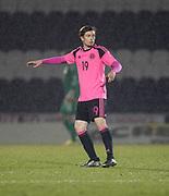 Scotland's Craig Wighton - Scotland under 21s v Estonia international challenge match at St Mirren Park, St Mirren. Pic David Young<br />  <br /> - © David Young - www.davidyoungphoto.co.uk - email: davidyoungphoto@gmail.com