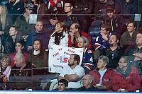 KELOWNA, CANADA - JANUARY 16:   Spokane Chiefs at the Kelowna Rockets on January 16, 2013 at Prospera Place in Kelowna, British Columbia, Canada (Photo by Marissa Baecker/Shoot the Breeze) *** Local Caption ***