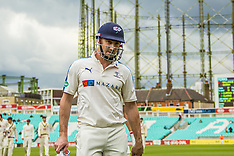 15 Sept 2017 - Surrey v Yorkshire. Day four of the Specsavers County Championship matc