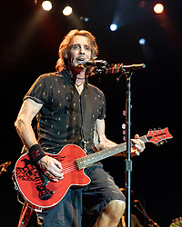 July 1, 2018 - Milwaukee, Wisconsin, U.S - RICK SPRINGFIELD during Summerfest Music Festival at Henry Maier Festival Park in Milwaukee, Wisconsin (Credit Image: © Daniel DeSlover via ZUMA Wire)