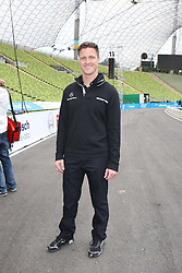 Ralf Schumacher / DTM Fahrer - Media-Trackwalk zum DTM-Show-Event im Olympiastadion // during the DTM Show ,  on 2011/07/15, Olympia Stadion, Munich, Germany, EXPA Pictures © 2011, PhotoCredit: EXPA/ nph/  Schmitt       ****** out of GER / CRO  / BEL ******
