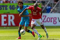 UTRECHT - 28-05-2017, FC Utrecht - AZ, Stadion Galgenwaard, AZ speler Calvin Stengs