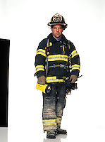 Lieutenant, Ladder 9, Engine 33, FDNY<br />