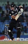India v New Zealand - Cricket World Cup Warm Up Match Chennai