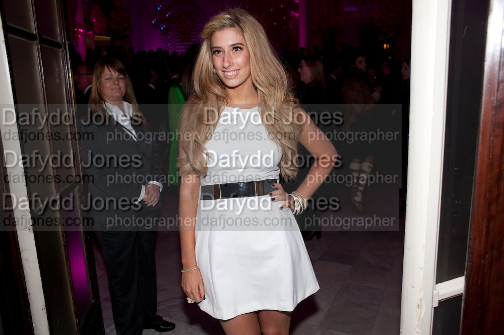 STACEY SOLOMON, Savoy Theatre's Legally Blonde- The Musical,  Gala night. After-party at the Waldorf Hilton. London. 13 January 2010. *** Local Caption *** -DO NOT ARCHIVE-© Copyright Photograph by Dafydd Jones. 248 Clapham Rd. London SW9 0PZ. Tel 0207 820 0771. www.dafjones.com.<br /> STACEY SOLOMON, Savoy Theatre's Legally Blonde- The Musical,  Gala night. After-party at the Waldorf Hilton. London. 13 January 2010.