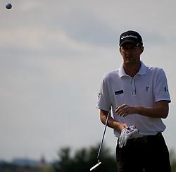 19.09.2010, Country Club Diamond, Atzenbrugg, AUT, Golf, Austrian Golf Open 2010 Final, im Bild Dvid Lynn (ENG), EXPA Pictures 2010, PhotoCredit: EXPA/ S. Trimmel