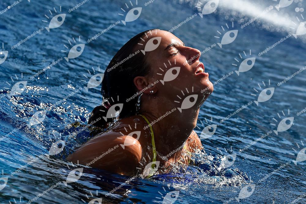 TANIA CAGNOTTO ITA <br /> 3m Springboard Women Preliminary - Trampolino 3m Donne <br /> Bolzano 02-08-2014 <br /> 20 Fina Diving Grand Prix <br /> Photo Andrea Staccioli/Insidefoto/Deepbluemedia