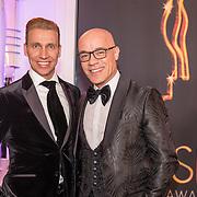 NLD/Scheveningen/20180124 - Musical Award Gala 2018, Stanley Burleson en Marcel Visscher
