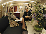 Vera Protasova and John Tausig.Gala champagne reception and dinner in aid of CLIC Sargent.  Grosvenor House Art and Antiques Fair.  Grosvenor House. Park Lane. London. 15  June 2006. ONE TIME USE ONLY - DO NOT ARCHIVE  © Copyright Photograph by Dafydd Jones 66 Stockwell Park Rd. London SW9 0DA Tel 020 7733 0108 www.dafjones.com