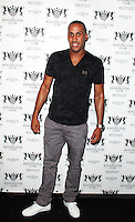 LONDON - July 20: James DeGale at the Kensington Club Celebrity Launch (Photo by Brett D. Cove)