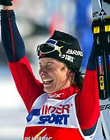 ◊Copyright:<br />GEPA pictures<br />◊Photographer:<br />Mario Kneisl<br />◊Name:<br />Bjoergen<br />◊Rubric:<br />Sport<br />◊Type:<br />Ski nordisch, Langlauf<br />◊Event:<br />FIS Nordische Ski WM 2005, Langlauf 30 km, Damen<br />◊Site:<br />Oberstdorf, Deutschland<br />◊Date:<br />26/02/05<br />◊Description:<br />Marit Bjoergen (NOR)<br />◊Archive:<br />DCSKN-2602054304<br />◊RegDate:<br />26.02.2005<br />◊Note:<br />10 MB - WU/WU - Nutzungshinweis: Es gelten unsere Allgemeinen Geschaeftsbedingungen (AGB) bzw. Sondervereinbarungen in schriftlicher Form. Die AGB finden Sie auf www.GEPA-pictures.com.<br />Use of picture only according to written agreements or to our business terms as shown on our website www.GEPA-pictures.com.