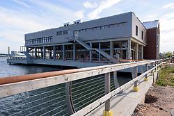 Boathouse at Canal Dock Phase II   State Project #92-570/92-674 Construction Progress Photo Documentation No. 15 on 22 September 2017. Image No. 30