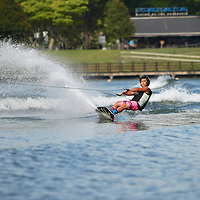 Bedok Reservoir, Sunday, September 8, 2013 &mdash; Guy Tanaka of Japan pulled off an extremely technical run in the final, fending off former SEA Games gold medallist Padiwat Jaemjan of Thailand, to clinch first place in the Men&rsquo;s Open at the 2013 Wakefest Singapore.<br />