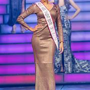 NLD/Hilversum/20171009 - Finale Miss Nederland 2017, Miss Talent 2017 en Miss Social Media 2017 Ireda Nijboer