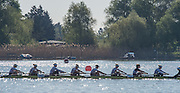 Brandenburg. GERMANY. GBR W8+. Bow Katie GREVES Melanie WILSON, Frances HOUGHTON, Polly SWANN, Jessica EDDIE, Olivia CARNEGIE-BROWN, Karen BENNETT, Zoe LEE and Cox Zoe TOLEDO.<br /> 2016 European Rowing Championships at the Regattastrecke Beetzsee<br /> <br /> Friday  06/05/2016<br /> <br /> [Mandatory Credit; Peter SPURRIER/Intersport-images]