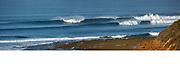 winter swell at Bells Beach