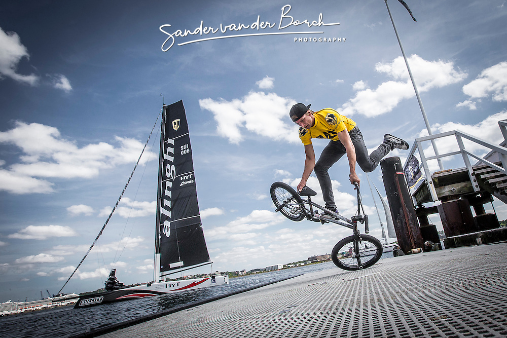 2015 Bullitt GC32 Racing Tour, Kiel Cup. 1st of August 2015 , Bullitt GC32 Racing Tour.