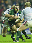 20011202 London Irish vs Leicester Tigers, Reading. UK