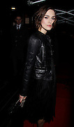 9-2-11<br /> Comedy Theatre Press Night  The Children's Hour.<br /> <br /> keira knightley arriving at party with mystery guy<br /> <br /> ©James Curley/Exclusivepix