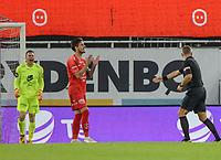Fotball, 1. august 2020, Eliteserien, Brann-Vålerenga - Håkon Opdal
