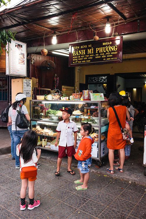 Banh Mi Phuong in Hoi An, Vietnam