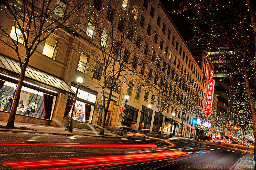 5th Avenue Theatre, Downtown Seattle
