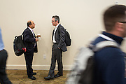 The Linux Foundation host its Open Networking Summit 2016 at Santa Clara Convention Center in Santa Clara, California, on March 15, 2016. (Stan Olszewski/SOSKIphoto)