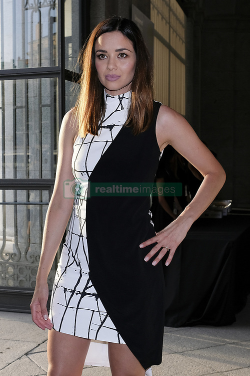 July 23, 2019 - Madrid, Spain - Dafne Fernandez  attends Concert Jamie Cullum photocall during Universal Music Festival 2019 in Teatro Real Madrid on, 22 July 2019. spain  (Credit Image: © Oscar Gonzalez/NurPhoto via ZUMA Press)