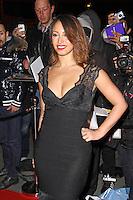 Amelle Berrabah, Global Gift Gala, ME Hotel, London UK, 19 November 2013, Photo by Brett D. Cove