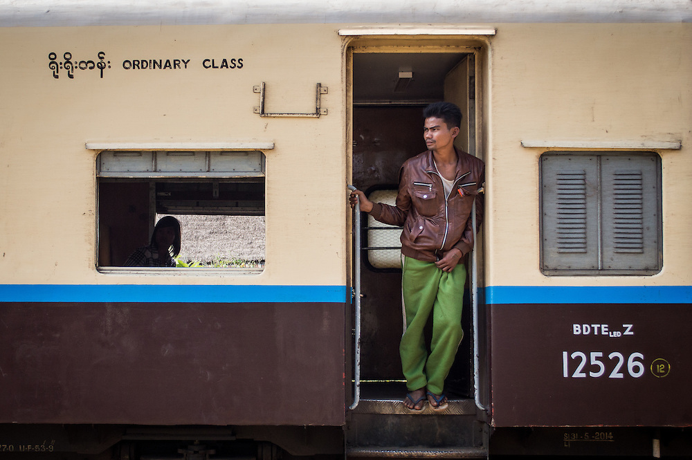 Ordinary Class | Hsipaw, Myanmar