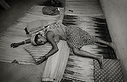 Sleeping Girl in Togo