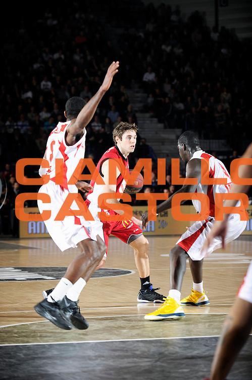 DESCRIZIONE : Championnat de France Pro A Semaine des As Roanne<br /> GIOCATORE : Causeur Fabien<br /> SQUADRA : Cholet<br /> EVENTO : Pro A Semaine des As<br /> GARA : Nancy Cholet<br /> DATA : 17/02/2012<br /> CATEGORIA : Basketball France Homme<br /> SPORT : Basketball<br /> AUTORE : JF Molliere<br /> Galleria : France Basket 2011-2012 Action<br /> Fotonotizia : Championnat de France Basket Pro A Semaine des As<br /> Predefinita :