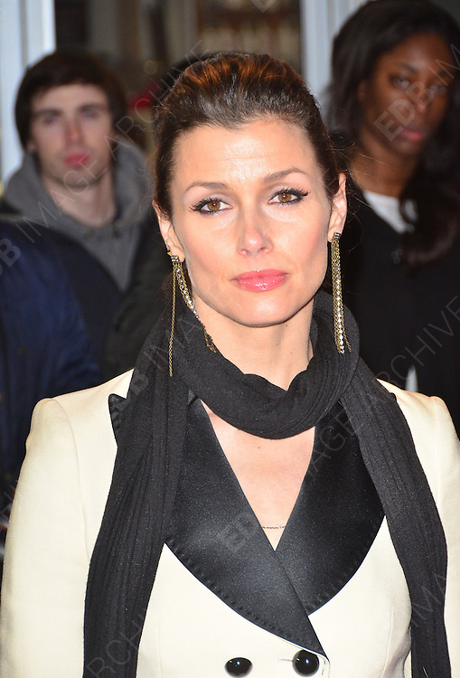 30.JANUARY.2012. LONDON<br /> <br /> BRIDGET MOYNAHAN ATTENDS THE UK PREMIERE OF THIS MEANS WAR AT THE ODEON KENSINGTON IN LONDON<br /> <br /> BYLINE: EDBIMAGEARCHIVE.COM<br /> <br /> *THIS IMAGE IS STRICTLY FOR UK NEWSPAPERS AND MAGAZINES ONLY*<br /> *FOR WORLD WIDE SALES AND WEB USE PLEASE CONTACT EDBIMAGEARCHIVE - 0208 954 5968*