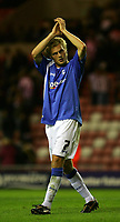Photo: Andrew Unwin.<br /> Sunderland v Birmingham City. Coca Cola Championship. 09/08/2006.<br /> Birmingham's Sebastian Larsson.