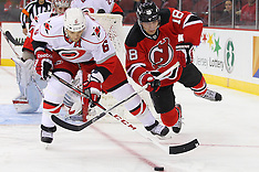 February 12, 2013: Carolina Hurricanes at New Jersey Devils